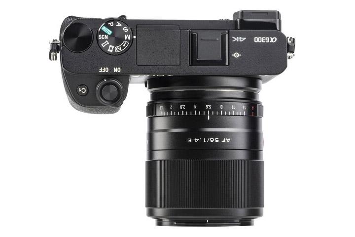 Viltrox AF 56mm 1:1.4 STM ED IF C E