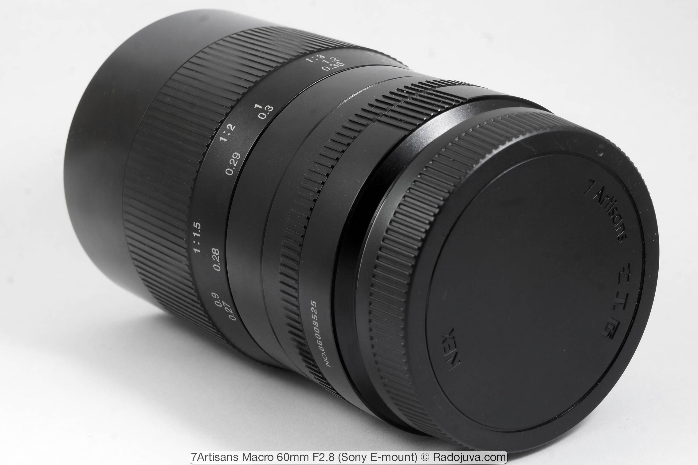 7Artisans Macro 60mm F2.8