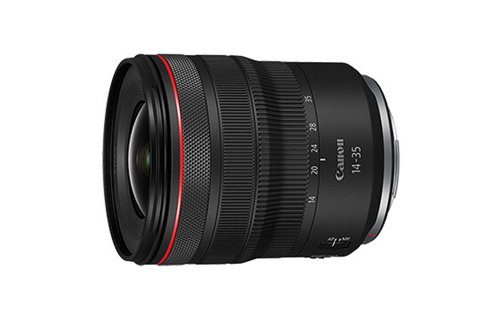 CANON LENS RF 14-35mm F4 L IS USM