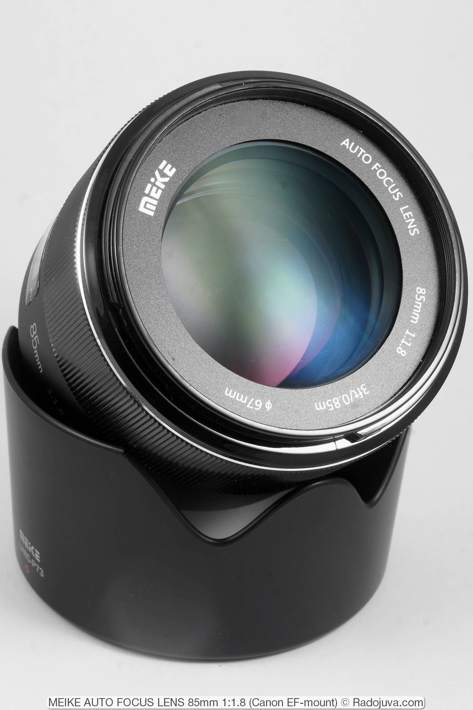 Meike 85mm 1:1.8 AF (байонет Canon EF)