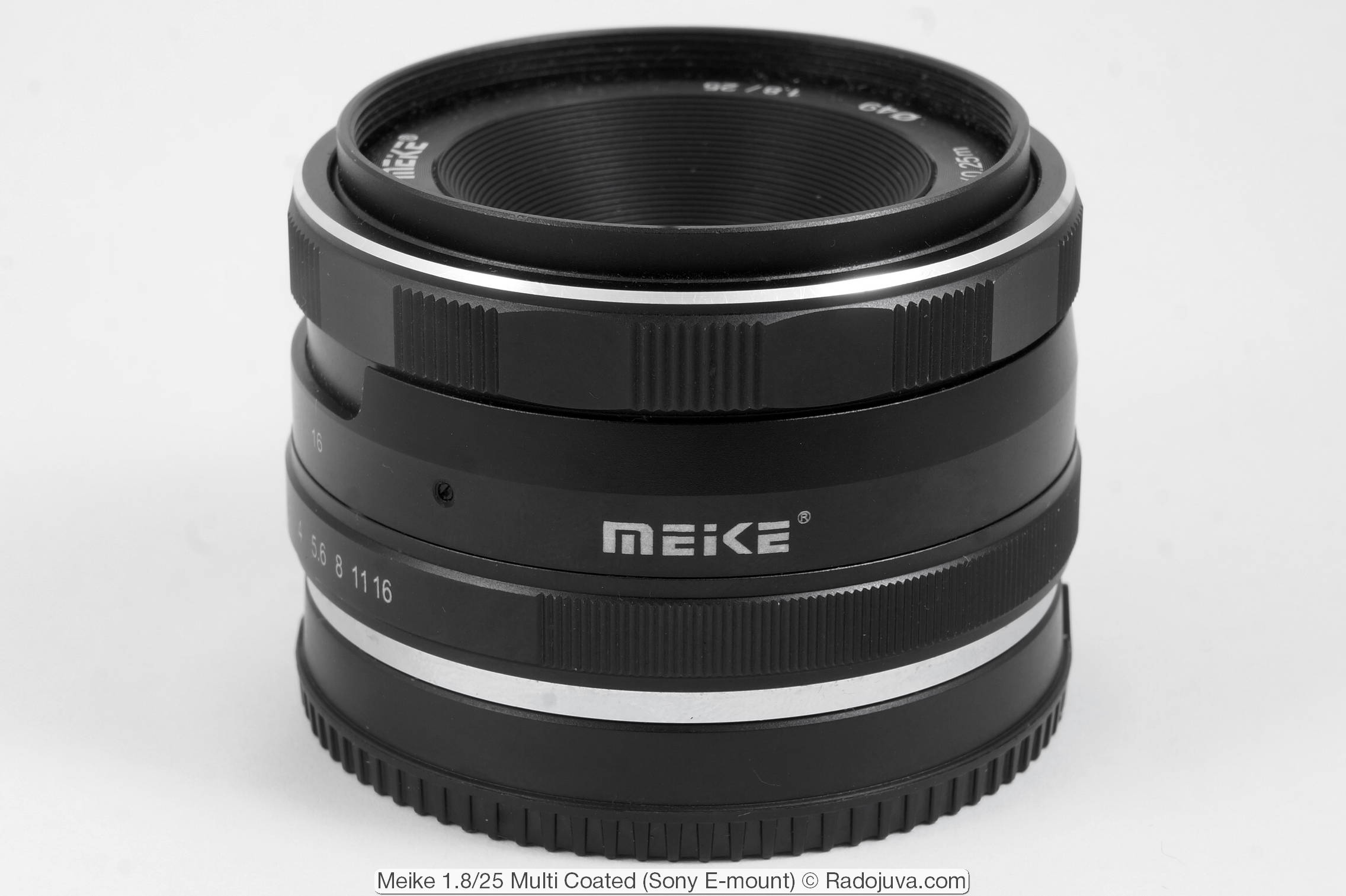 Meike 1.8/25 Multi Coated