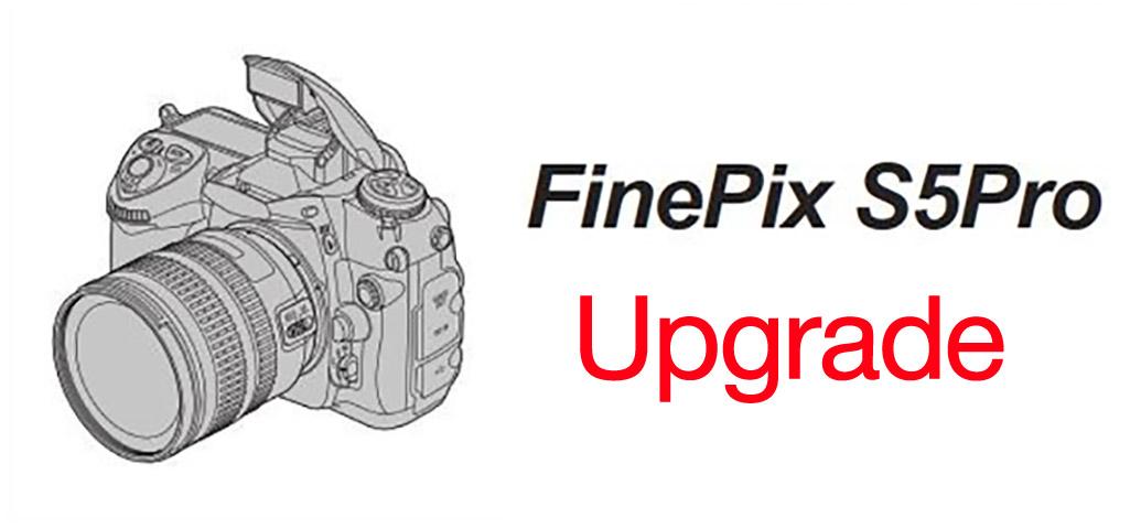Fujifilm FinePix S5 Pro on steroids