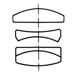 Оптическая схема Тессара