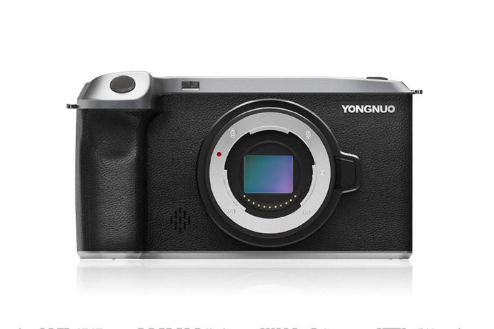 фотоаппарат Yongnuo YN455 системы Micro 4/3