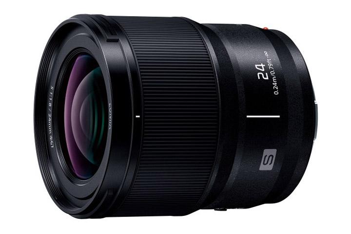 Panasonic LUMIX S 1:1.8/24mm