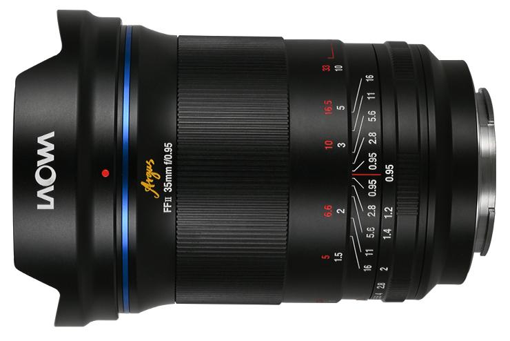 Laowa Argus FF II 35mm f/0.95 APO