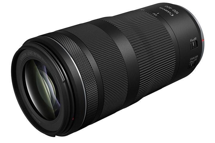 Canon Lens RF 100-400mm F5.6-8 IS USM
