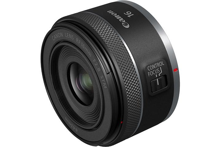 CANON LENS RF 16mm F2.8 STM