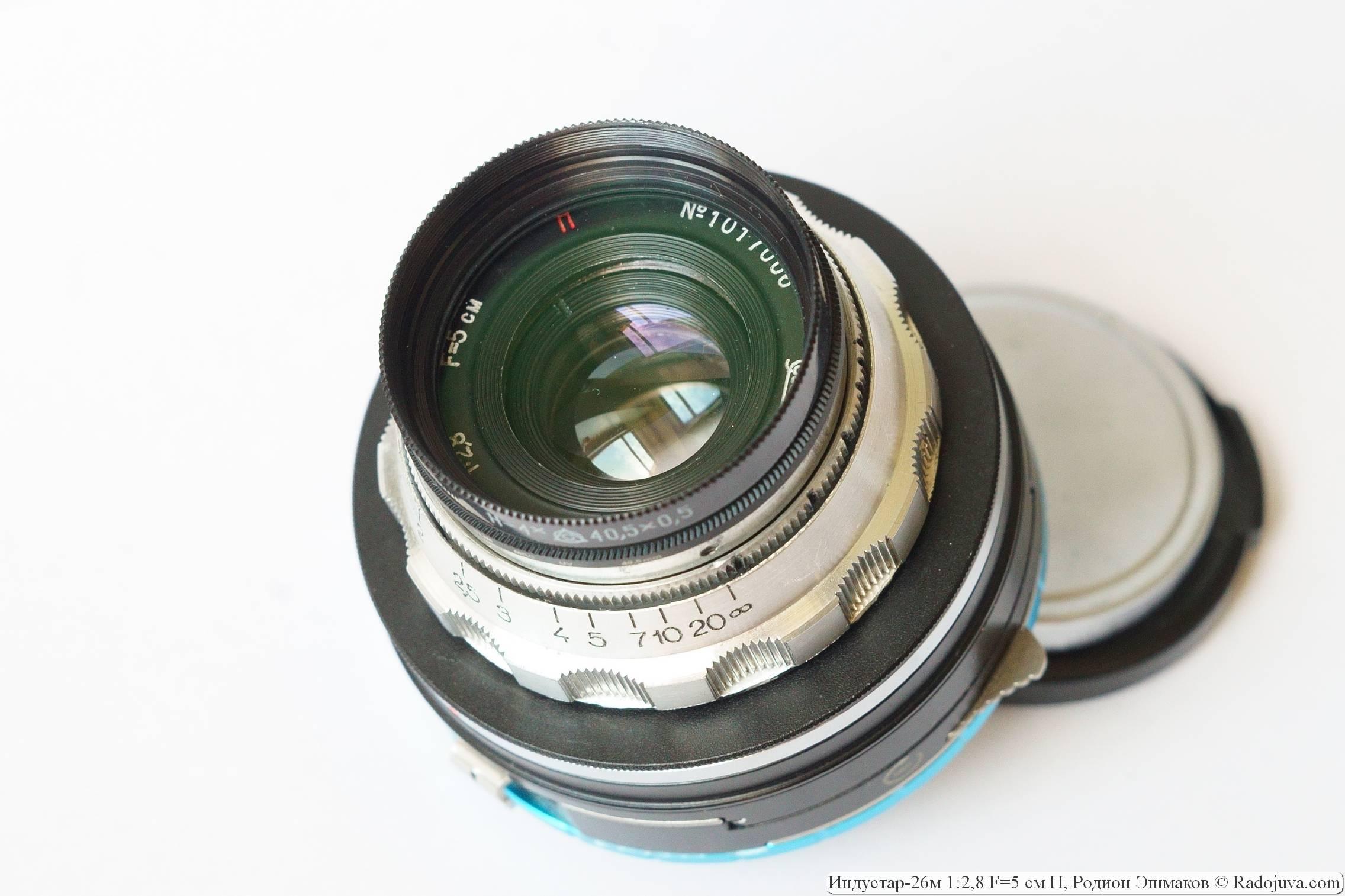 Адаптированный для зеркалок Индустар-26м неожиданно оказался особенно полезным на беззеркальной камере.