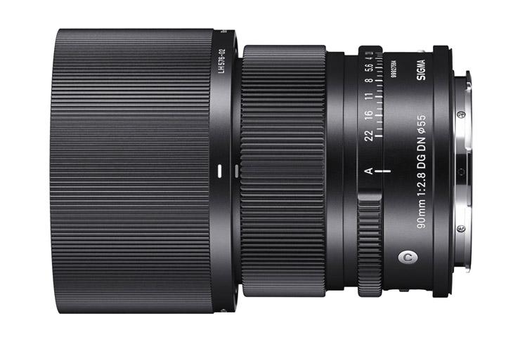 Sigma 90mm 1:2.8 DG DN C (Contemporary)