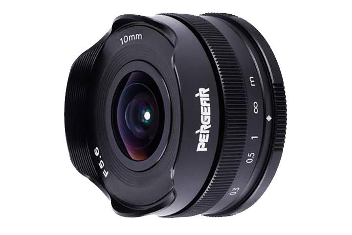 Pergear Fish-eye 10mm F5.6