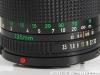 Вид объектива CANON LENS FD 135mm 1:3.5