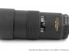 Вид объектива Nikon 180 mm F 2.8D ED AF Nikkor MKIV