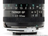 Вид объектива Tamron SP 2.5 90 mm Tele Macro BBAR MC 52B N AI