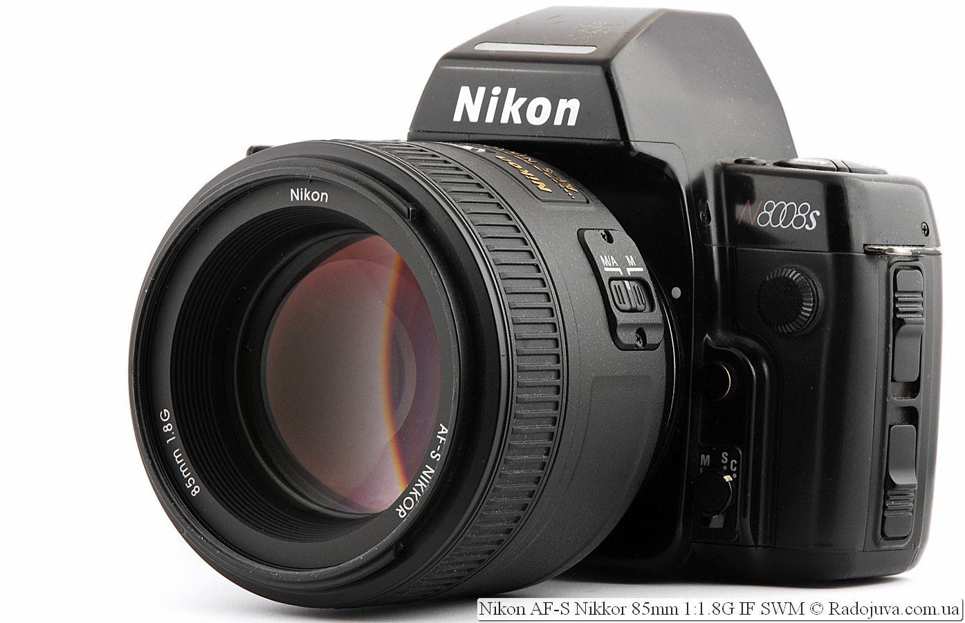 Nikon Бленда для объетива HB-58