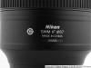 Вид объектива Nikon AF-S Nikkor 85 mm 1.8 G IF SWM