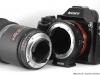 Переходник Nikon G F - Sony Nex Metabones NF - E mount
