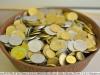 Пример фотографии на Tokina AT-X 270 AF PRO, монетки