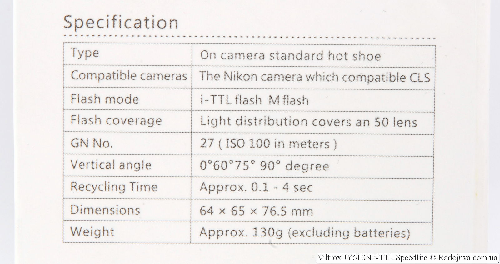 Canon 610 Инструкция