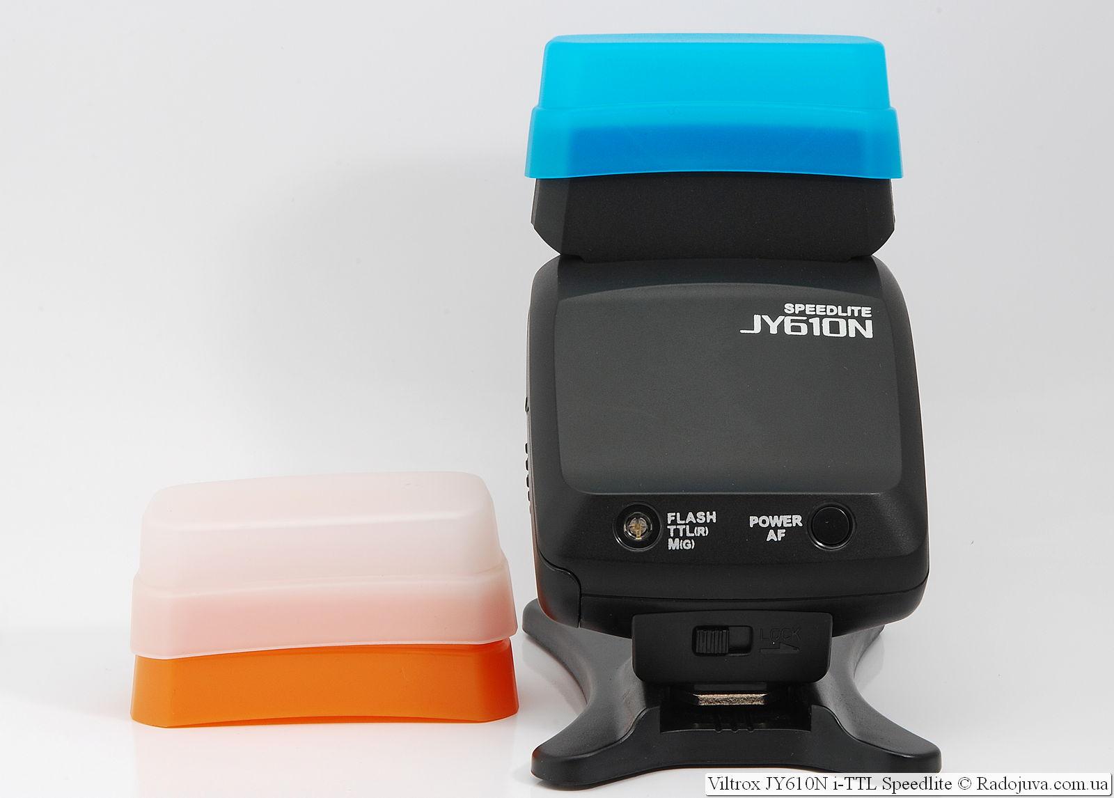 Viltrox jy-680a инструкция на русском